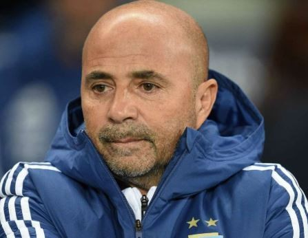 Argentina sacks coach, Jorge Sampaoli