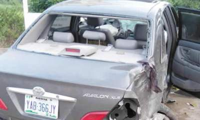 Customs officer kills two colleagues in Lagos