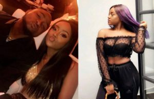 Davido's girlfriend Chioma blasted, fans say she has changed and becoming a slay queen,.