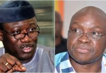 Fayose wasted N18bn Paris Club loan refund
