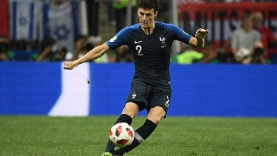 Pavard wins World Cup goal of the tournament