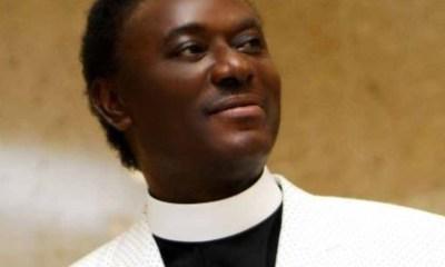 Pastor Chris Okotie returns to politics