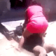 57-year-old woman beats to a pulp a 35-year-old woman who insulted her in Lagos