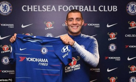 Transfer News: Chelsea sign Croatian midfielder Mateo Kovacic on loan from Real Madrid