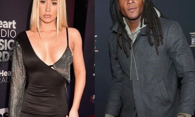 Iggy Azalea makes a U-turn, reveals she is now single hours after confirming relationship with NFL star DeAndre Hopkins