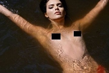 Kendall Jenner goes topless for LOVE magazine's 10th anniversary issue