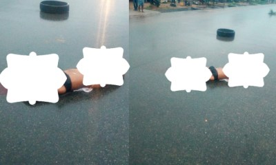 Lady's head and breast removed after being murdered in Owerri