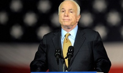 John McCain to be buried Sept 2