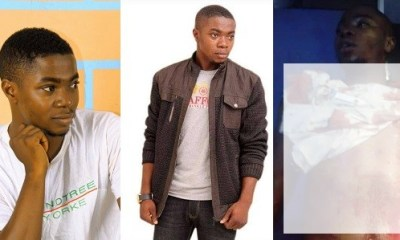 Undergraduate stabbed to death on his birthday