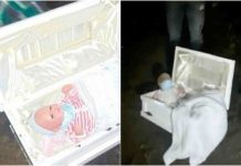 Man shocked to discover his dead baby was a doll after girlfriend deceived him