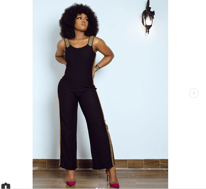 Davido's boo, Chioma releases stunning new photos of herself rocking 7 different outfits