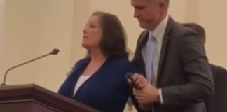 Colorado woman calls out her alleged rapist live during church service