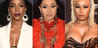 Kelly Rowland weighs in on Cardi B and Nicki Minaj's dramatic brawl at Fashion Week Party (Video)
