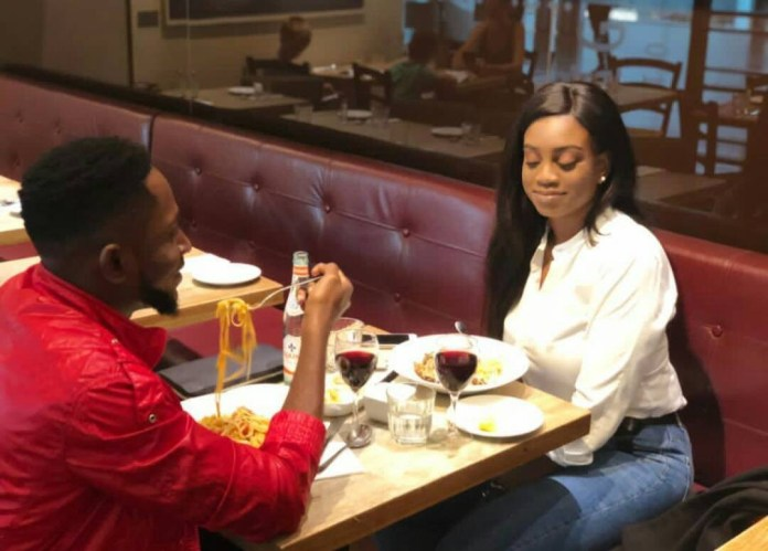 BBNaija's Miracle appeals to his fans to stop bashing Nina after he shared photo with a mystery lady