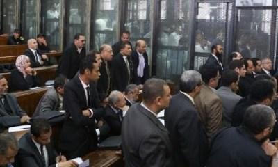75 Muslim Brotherhood members sentenced to death in Egypt