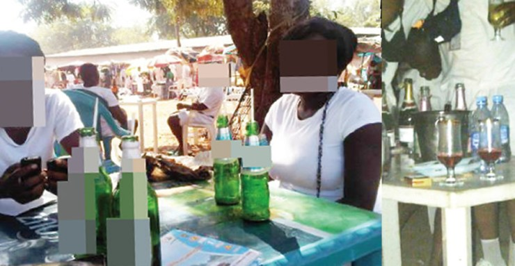 Corpers and life of sex, booze, drugs in NYSC camps
