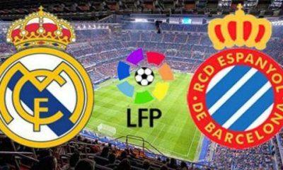 Live Update: Real Madrid vs RCD Espanyol