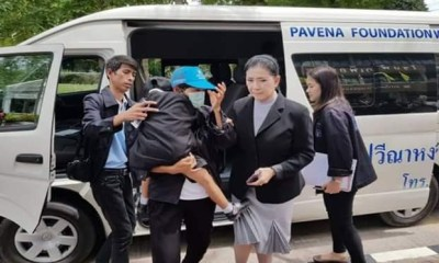 Three secondary school students rape 4-year-old girl in school toilet in Thailand