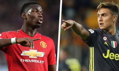 Manchester United to swap Pogba for Dybala