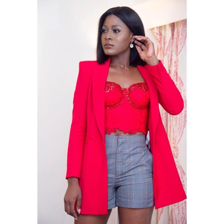 BBNaija's Alex Unusual shows beautiful body in new photos