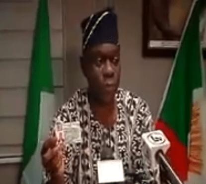''Ambode has refused to collect his membership card'' - Lagos APC chairman says