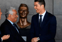 Portugal's prime minister speaks on rape allegations leveled against Cristiano Ronaldo