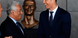 Portugal's prime minister speaks on rape allegations leveled against Cristiano Ronaldo