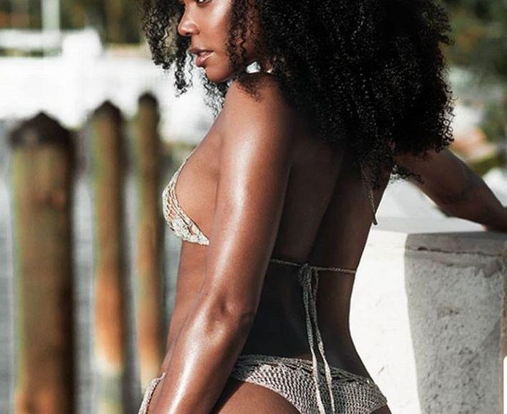 Gabrielle Union celebrates 46th birthday with a seductive photo