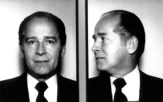 Boston gangster Whitey Bulger