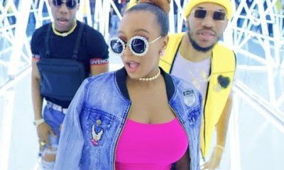 New Music Video: Cuppy ft Skuki - Werk