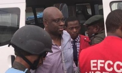 Fayose to spend weekend in prison as he failed to meet bail conditions