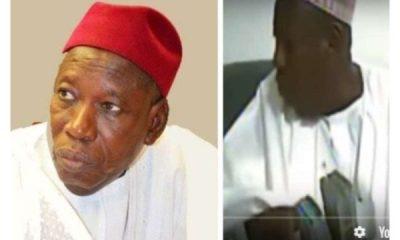 Umar Ganduje sues Daily Nigerian for N3billion over alleged bribe video