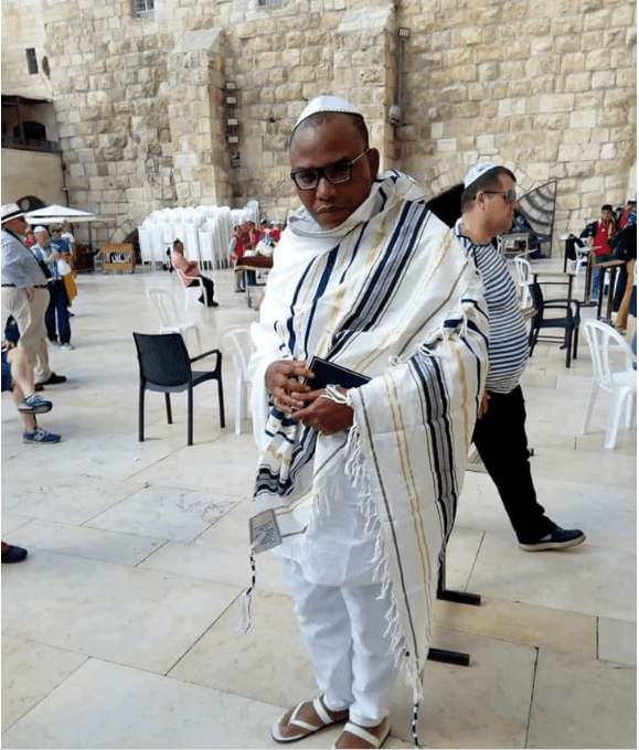 Nnamdi Kanu's brother speaks on IPOB leader, appearance in Israel