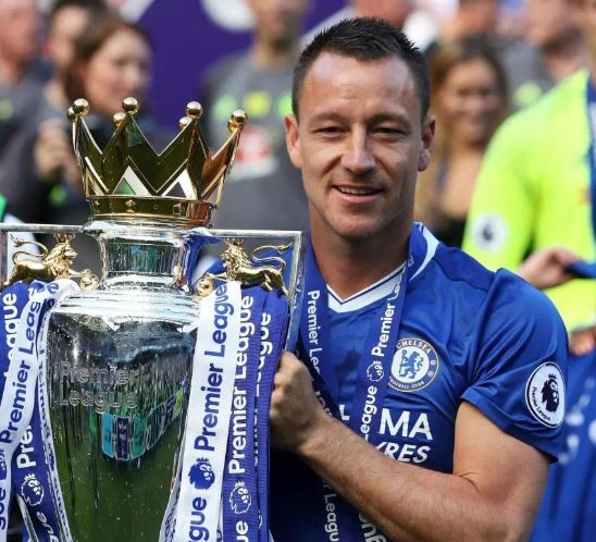 John Terry announces retirement from football at the age of 37