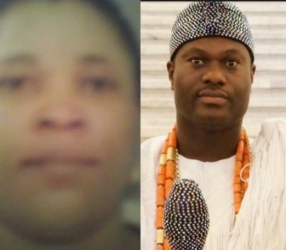 Ooni of Ife denies promising marriage to US based lady, Elizabeth Odunlami