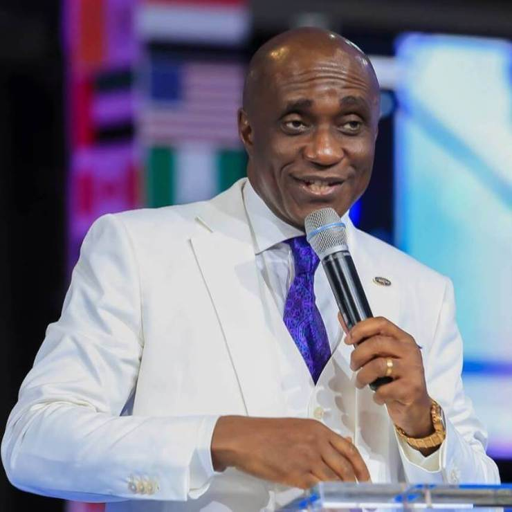 Salvation Ministries Devotional:Be Determined by Pastor David Ibiyeomie