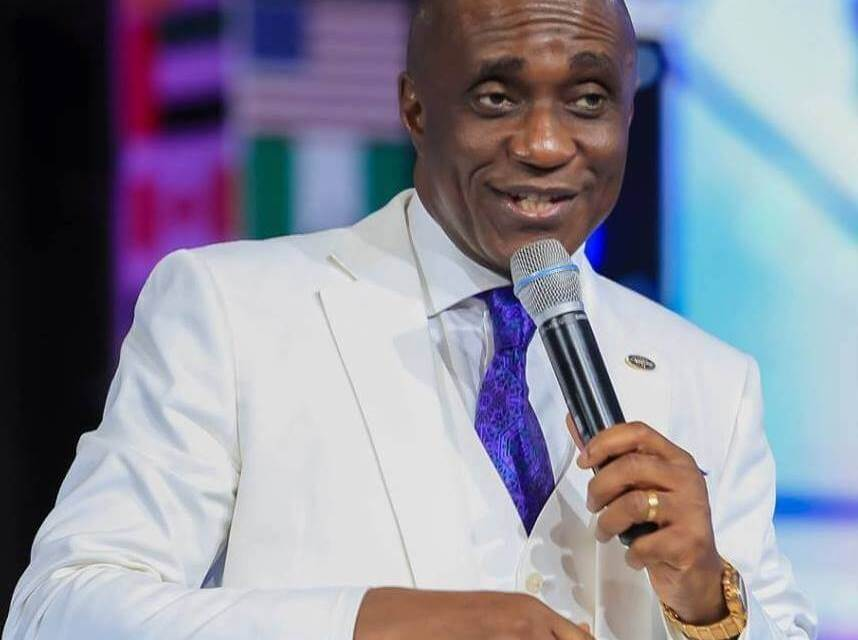 Handling Offences by Pastor David Ibiyeomie