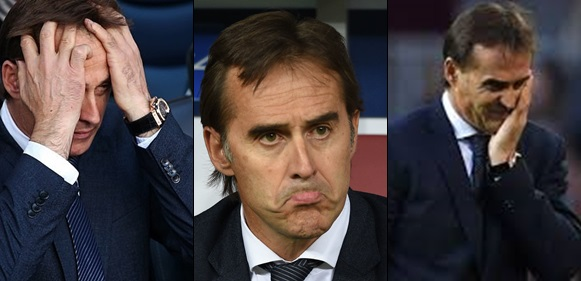 Real Madrid sacks Julen Lopetegui after embarrassing humiliation to Barcelona