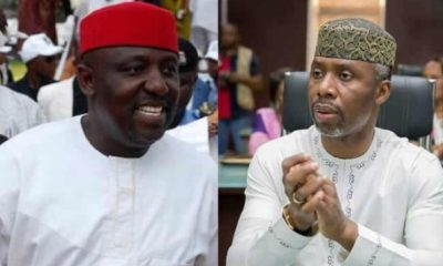 Send my son in-law's name to INEC - Okorocha tells APC