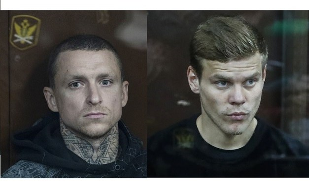 Two Russian football stars face two months in jail for violent attacks in Moscow