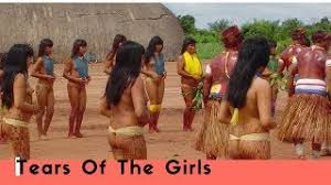 Tears Of The Girls In Amazon – Video of Uncontacted Amazon Tribes in Brazil