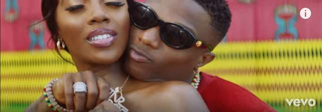 Why Tiwa Savage will remain Wizkid's bestie for a long time