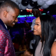 Video of Ceec and Leo getting cozy at an event