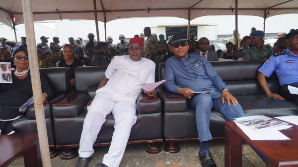 Police boss unveils latest Innoson IVM Granite 2019 in Nnewi