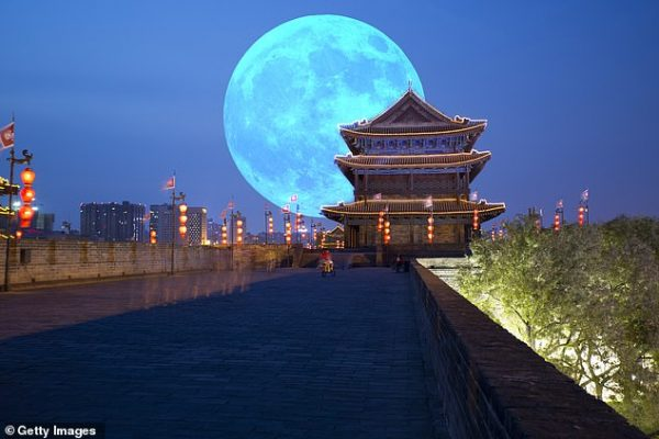 China plans to launch artificial moon to light up city skies in 2020