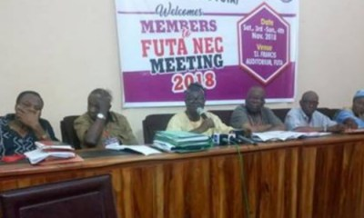 ASUU hold crucial meeting with Federal government over strike today