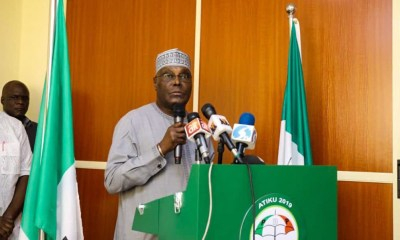 Group attacks FIRS, demand 2015 and 2016 tax receipts of Atiku Abubakar