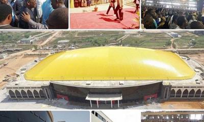 Dunamis Glory Dome - The World Largest Church Auditorium