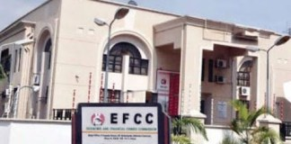 Fire guts EFCC office in Abuja
