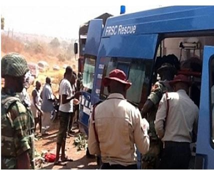 Four INEC staff, a youth corps member die in fatal Kogi road accident